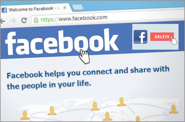 Comment supprimer votre compte Facebook