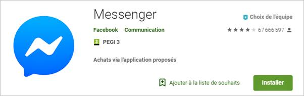 facebook-messenger-pour-android