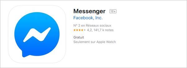 facebook-messenger-pour-ios