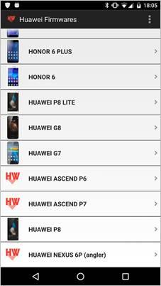 huawei-firmwares-app
