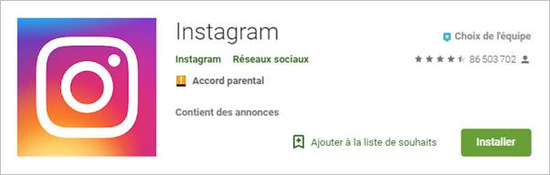 instagram-pour-android
