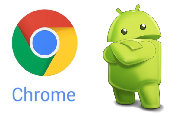 Google Chrome sur Android
