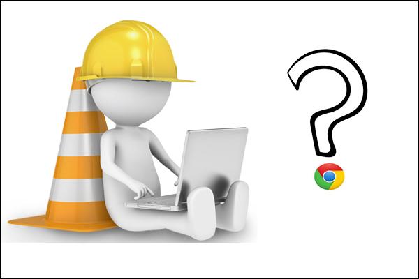 Ne pouvez pas mettre a jour Chrome
