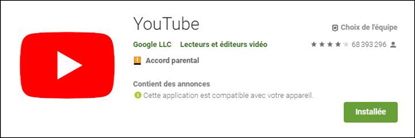 Mise-a-jour-youtube-play-store